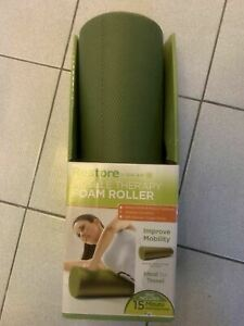 Restore By GAIAM Muscle Therapy Foam Roller