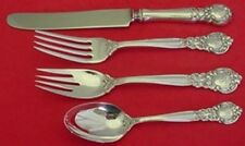 Royal Oak By Gorham Sterling Silver Regular Size Place Setting(s) 4pc