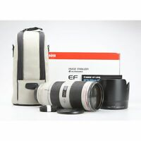 Canon EF 2,8/70-200 L IS USM II + Gut (229280)