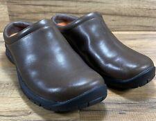 MERRELL ENCORE NOVA Smooth Brown Slip On Shoes Women's Size 11 US 42.5 EUR