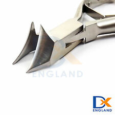 Toe Nail Nippers for Thick Nails Podiatry Nail Clipper Pedicure Foot Care Cutter