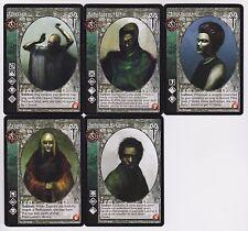 Harbinger of Skulls Crypt Lot G3/G4 5x Vampires Legacies of Blood V:TES VTES