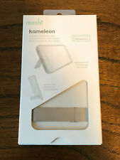 Moshi Kameleon iPhone 6 Plus Kickstand Phone Case in White RARE BRAND NEW