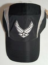U.S. Air Force Wings With Mesh Strips Military Cap (Nylon)