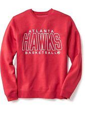 Atlanta Hawks nba Basketball Jersey Sweatshirt Adult MENS/MEN'S (XXL-2XL)