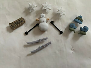Dress It Up Dashing Through The Snow Christmad Childrens Cartoon Crafts
