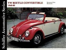 VW Beetle, 1949-1980 by Walter Zeichner and Ltd. Schiffer Publishing Staff (199…