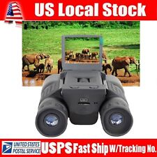 "2"" LCD HD Digital Binoculars Telescope DVR Video Camera For Hunting Birdwatching"
