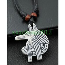 cool Egyptian God Anubis pendant necklace RH071