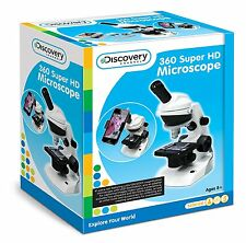Discovery Channel 360 Degree Super HD Microscope