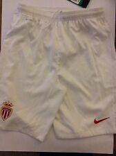 Nike AS Monaco Football Shorts Taille Youth XL 13/15 ans