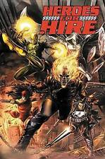 Heroes for Hire by Abnett & Lanning: The Complete Collection, Abnett, Dan, Lanni