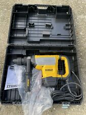Dewalt D25733 1 78 Sds Max Rotary Hammer 133 Joules Impact Energy