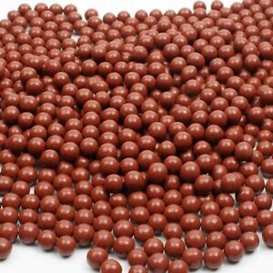 100 200 300 400pcs Catapult Slingshot Ammo Mud Ball Clay Ball 10mm Hunting Sport