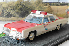 CHEVROLET BEL AIR POLICE CAR LIVE AND LET DIE JAMES BOND 007 1/43 LOUISIANA