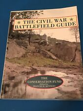 The Civil War Battlefield Guide By Frances H. Kennedy 1990