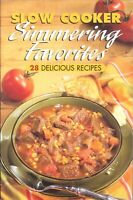 Slow Cooker Simmering Favorites Cookbook 1998 Oxmoor House French Dip Ribs Stew