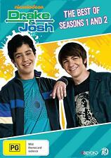 DRAKE AND JOSH The Best Of Season 1 + 2 (Region Free) DVD Series One Two