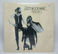 Fleetwood Mac Rumours LP Record Early Pressing Textured 1977 BSK-3010 NM Shrink
