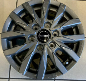 """ALLOY WHEELS TO FIT MERCEDES SPRINTER & VW CRAFTER 6X130 16"""" ALLOY WHEELS"""