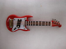 Dollhouse Miniature Music 1:12 Scale Electric Guitar  #XZ311 R Will Not Play