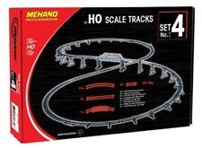 Mehano - F104 Modélisme Ferroviaire Coffret de Rails N°4