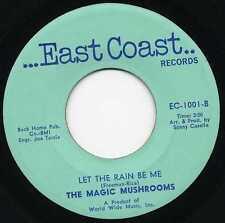 """MAGIC MUSHROOMS """"LET THE RAIN BE ME"""" ORIG US 1966 GARAGE"""