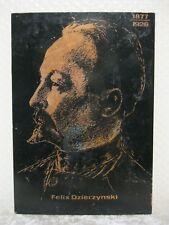 DDR Plaque / Image - Plastique - Felix Dzerjinski - 1877-1926