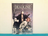 Marvel comics Deadline 2 of 4 comic book