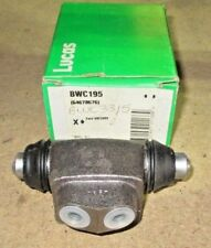 BWC195 BWC3315 New QH Rear Wheel Cylinder Ford Capri Escort Hyundai Pony 1975-