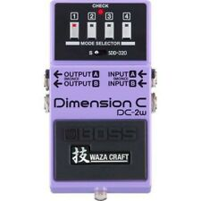 Boss Dc-2w Dimension C (waza Craft) effetto a Pedale