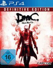 PLAYSTATION 4 DMC Devil May Cry DEFINITIVE EDITION ITALIANO COME NUOVO