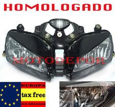 FARO HEADLIGHT HONDA CBR600RR 2003-2006 03 04 05 06 HOMOLOGADO APPROVED