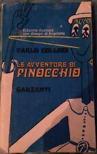 Le avventure di Pinocchio - Carlo Collodi - Garzanti - 1971 - M