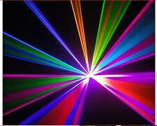 7 colori RGB discoteca luce laser-Rosso Blu Verde Bianco, Viola DJ Party Pub Club