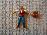 Vintage GI Joe Red Dog (V1) 1987 Hasbro Action Figure Renegade w/Backpack