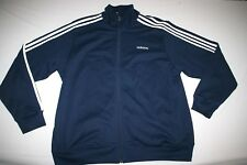 Adidas Vintage Sweat Athletic Jacket Men XL NEW