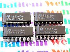 DM74LS192J / IC / DIP / 4 PIECES (qzty)