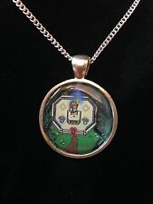 The Legend Of Zelda Nintendo Triforce Link To The Past Necklace And Keyring