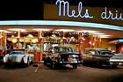 1973 MELS DRIVE IN AMERICAN GRAFFITI 8X12 MOVIE PHOTO HOT ROD CORVETTE OLDS FORD