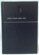Vintage Book 1952 Word Power Made Easy 3 Week Vocabulary Builder Norman Lewis