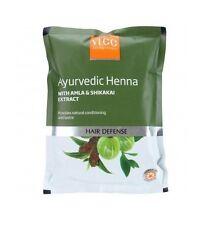 VLCC Natural Sciences Ayurvedic Henna With Amla & Shikakai for Hair 100gm
