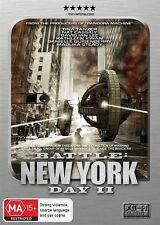 Battle - New York - Day II (DVD, 2014) *Bonus Features!*