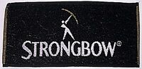 Strongbow Cider Cotton Bar Towel  525mm x 250mm  (pp)