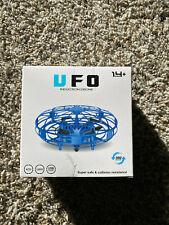New listing Ufo Induction Drone Mini Levitation Led Light Usb Kids Gift Toy Intel. Sensing