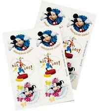 Mickey's Clubhouse Mickey Mouse Disney Birthday Party Favor Temporary Tattoos