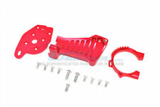 Traxxas-Maxx-ALUMINUM MOTOR MOUNT -14PC Set-Red