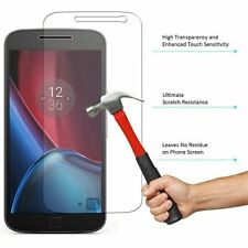 Tempered Glass Premium Screen Guard Protector 2.5D Curved For Moto G4 Plus
