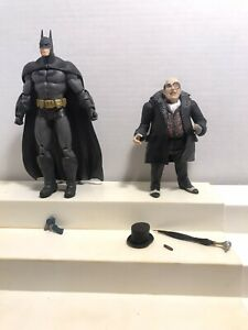 Batman Arkham City Series 3 Action Figures Set 2