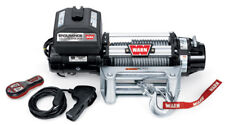 WARN tabor 12 WINCH 12000 LB 4X4 WINCH steel cable